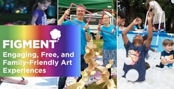 FIGMENT Brings Free, Family-Friendly Participatory Art Experiences to Multiple Cities Each Year