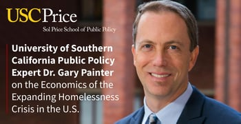 Uscs Dr Gary Painter On The Economics Of Homelessness