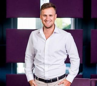 Photo of Paxful VP of Marketing Jan Strandberg