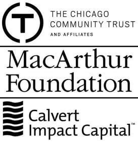 Benefit Chicago Supporter Logos