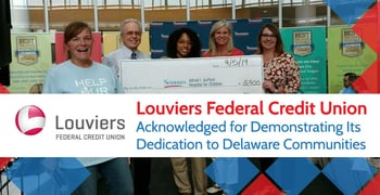 Louviers Federal Credit Union Delivers Financial Education In Delaware