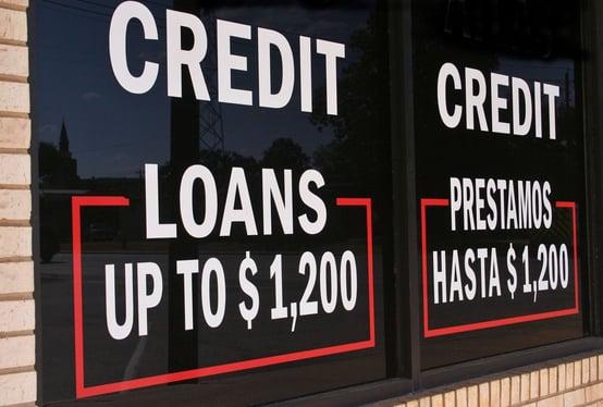 Lending Stock Photo