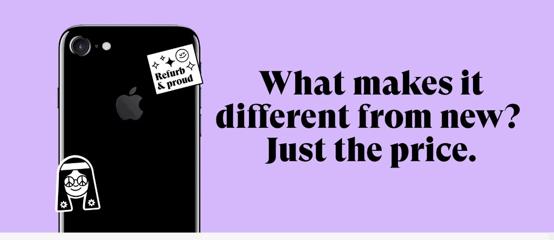 Refurbished Phone Graphic