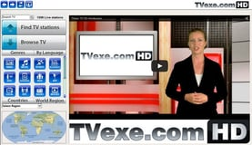TVexe.com Screenshot