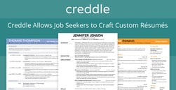 With Creddle, Job Seekers Can Craft Customized, Eye-Catching Résumés that Showcase Professional Value