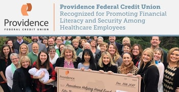 Providence Fcu Supports Healthcare Workers