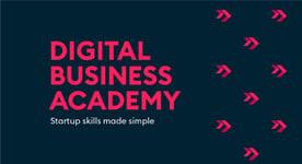Digital Business Academy logo with tagline