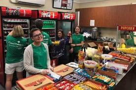 Countybank Employees Volunteering