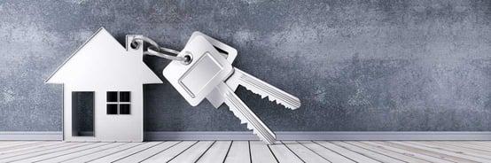 House Keys and House Key Chain Photo