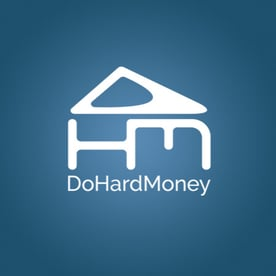 DoHardMoney logo