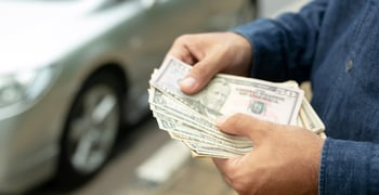 Down Payment Needed To Buy A Car With Bad Credit