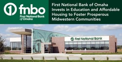 First National Bank of Omaha Invests in Education and Affordable Housing to Foster Prosperous Midwestern Communities