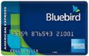 American Express Bluebird Card