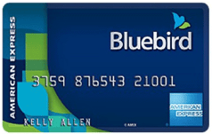 American Express Bluebird Card