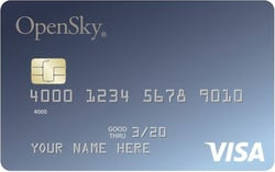 OpenSky® Secured Credit Card