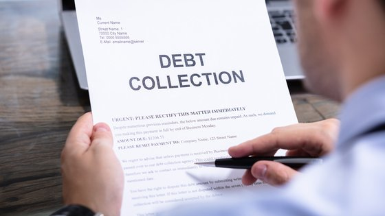 Debt Collection Image