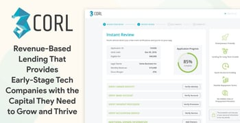 Corl: Revenue-Based Lending That Provides Early-Stage Tech Companies with the Capital They Need to Grow and Thrive