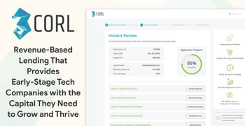 Corl Offers Revenue Based Loans For Tech Companies