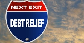 3 Debt Relief Programs for Bad Credit