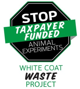 White Coat Waste Project logo