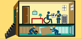 Disaster Preparation Graphic