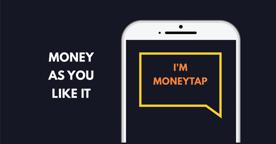 MoneyTap logo and tagline