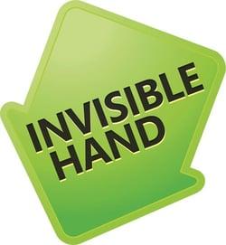 InvisibleHand Logo