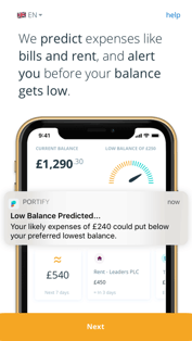 Portify App Screenshot