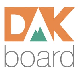 DAKboard logo