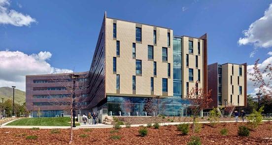 Photo of Lassonde Entrepreneur institute exterior