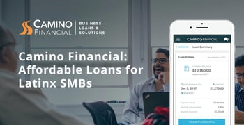 Camino Financial Offers Affordable Loans For Smbs
