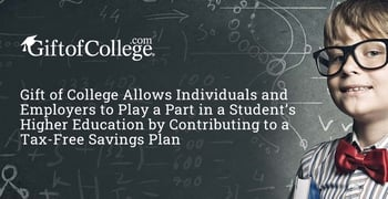 Gift Of College Helps Students Fund Higher Education