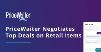 Pricewaiter Negotiates Top Deals On Retail Items