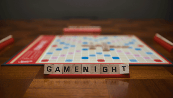 Photo of a Game Board