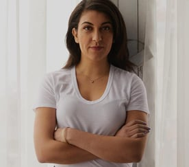 Photo of Swipe Out Hunger Founder Rachel Sumekh