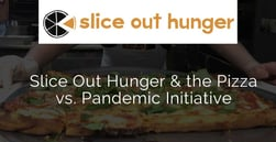Slice Out Hunger and the Pizza vs. Pandemic Initiative are Feeding Care Workers and Supporting Local Businesses