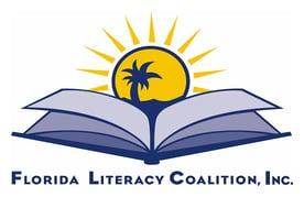 Florida Literary Coalition logo