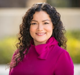 Photo of Texas Demographic Center's Lila Valencia