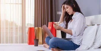 Shopping Mistakes Keeping You In Debt