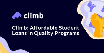 Climb Credit Offers Affordable Student Loans In Quality Programs