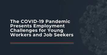 Covid 19 And Young Job Seekers