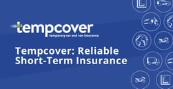 Tempcover Provides Short-Term, Reliable, and Flexible Insurance for Cars, Trucks, Motorcycles, and Commercial Vehicles in the U.K.