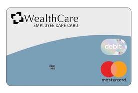 Photo of Alegeus Employee Care Card
