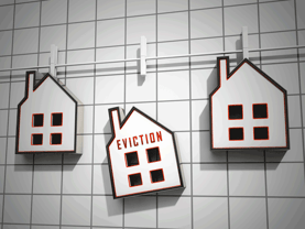 Eviction Graphic