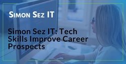 Simon Sez IT Tech Skills Courses Help Professionals Improve Career Prospects and Avoid Debt Cycles