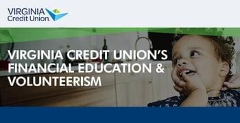 Virginia Credit Unions Financial Education And Volunteerism