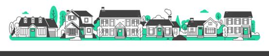 EasyKnock Neighborhood Graphic