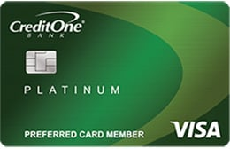 Credit One Bank Unsecured Visa