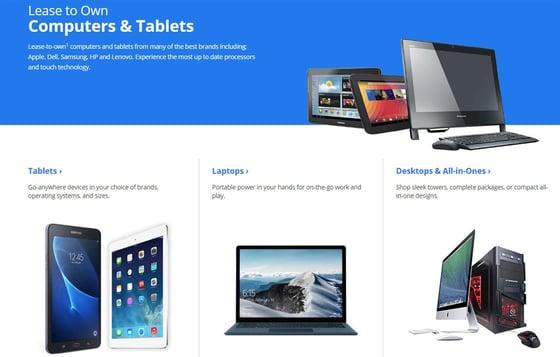 Flexshopper Screenshot