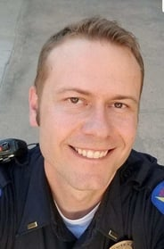 Photo of Police Lieutenant and Arrest Your Debt Founder Ryan Luke